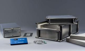 HTS12 油焼き入れ工程も測定可能な温度分布測定システムが発売されました。